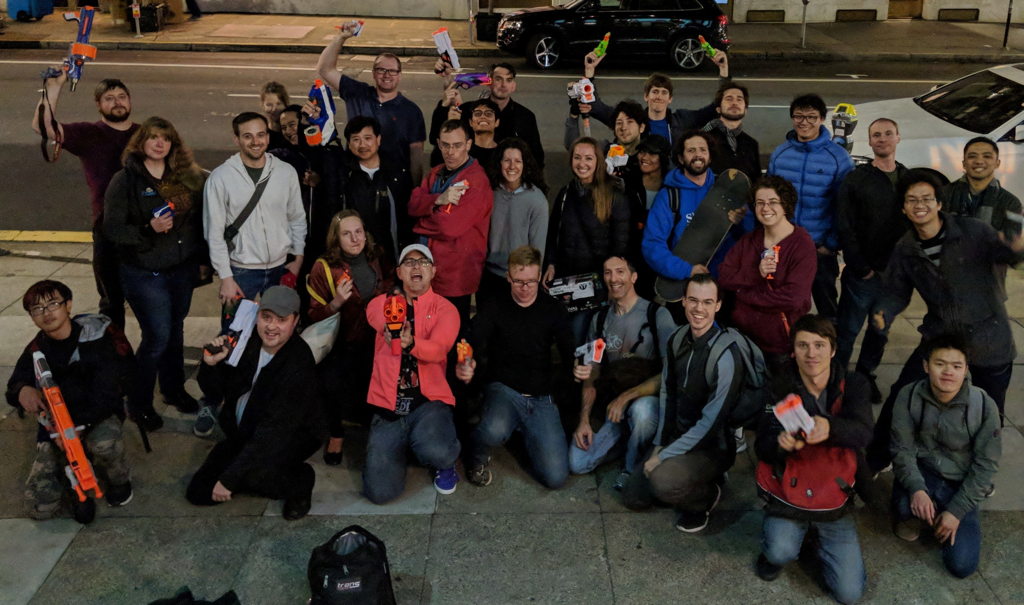 San Francisco Jericho meetup group