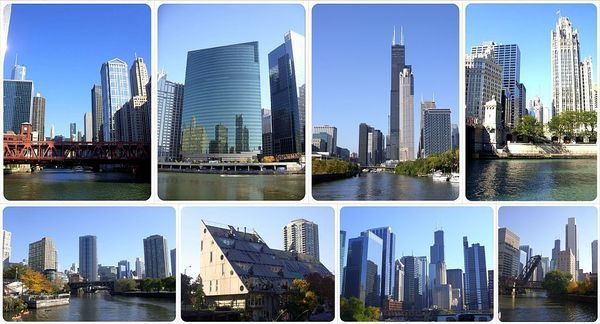 chicago architecture,landmarks & river boat photo tour with