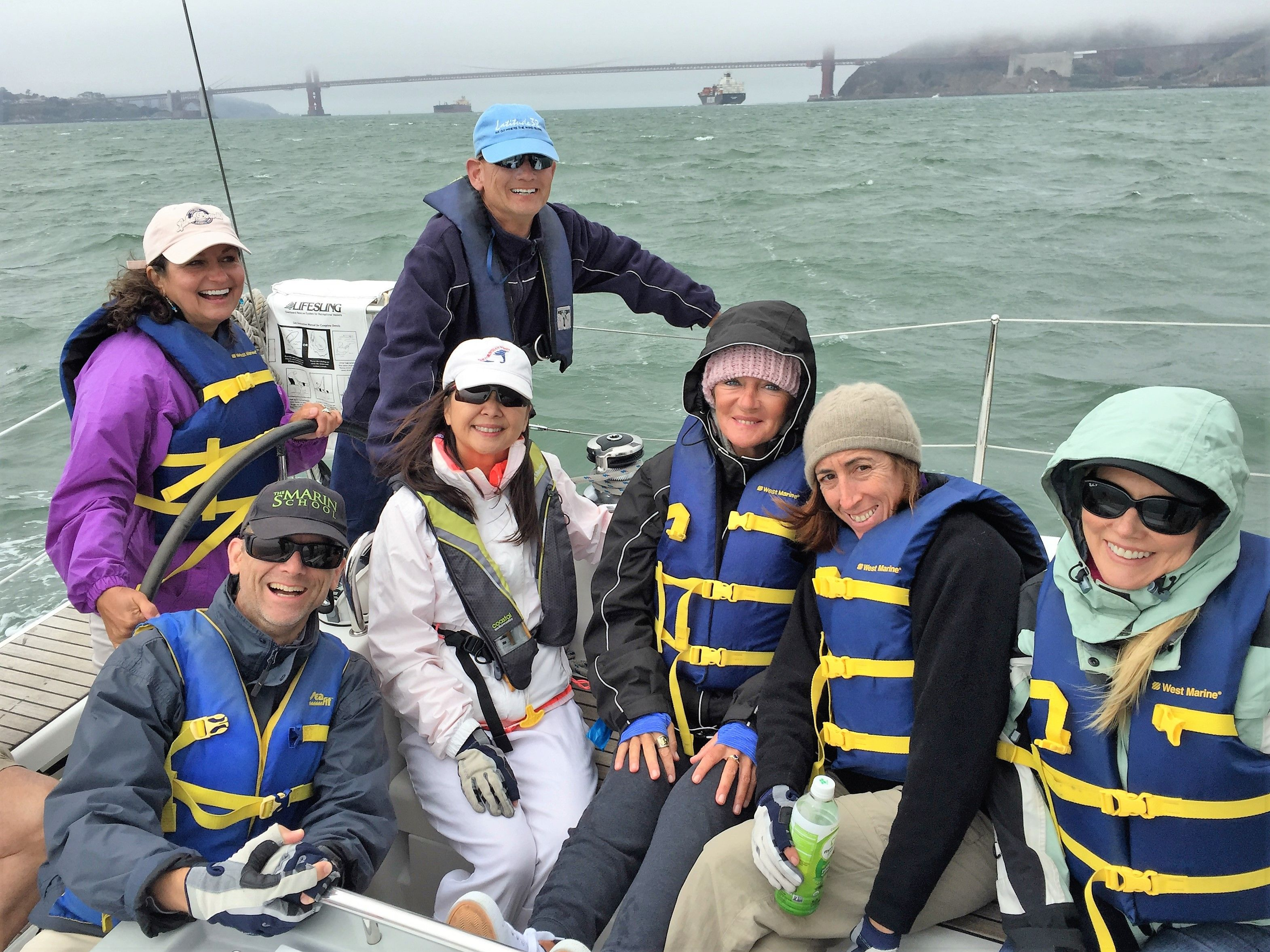 North Bay Sailing Meetup Group