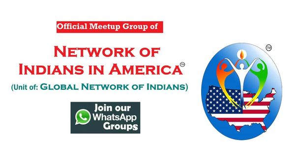 Network of Indians in America - New York & New Jersey (New York, NY