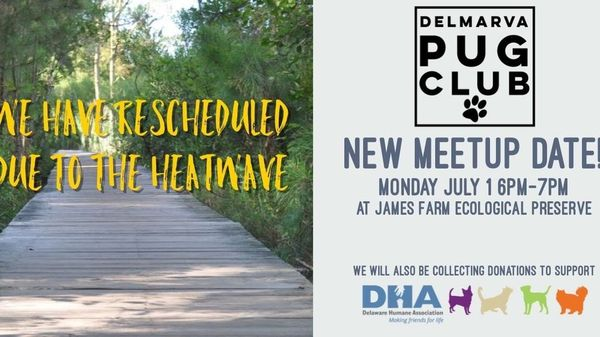 Delmarva Pug Club June Meetup | Meetup