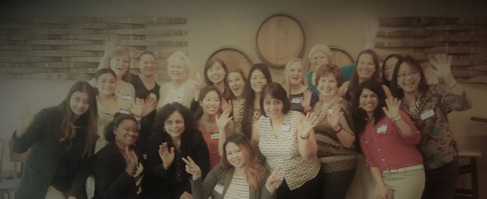 Women in Business Networking Group, come and join us, be with like-minded women