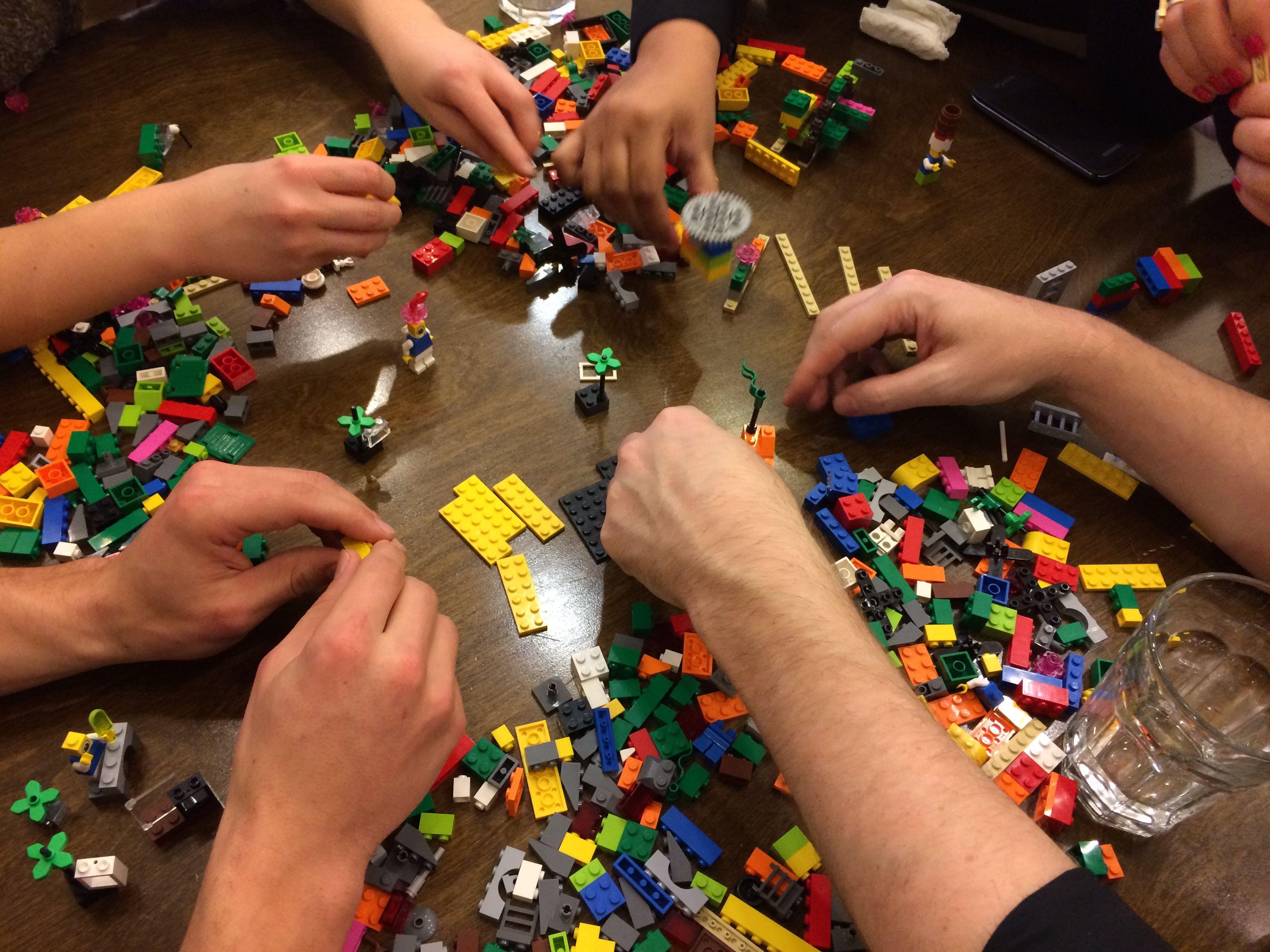 Boston LEGO® Serious Play® Meetup