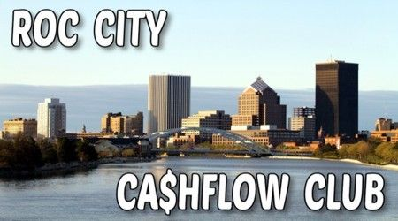ROC CITY CASHFLOW CLUB (Entrepreneurs and Investors)