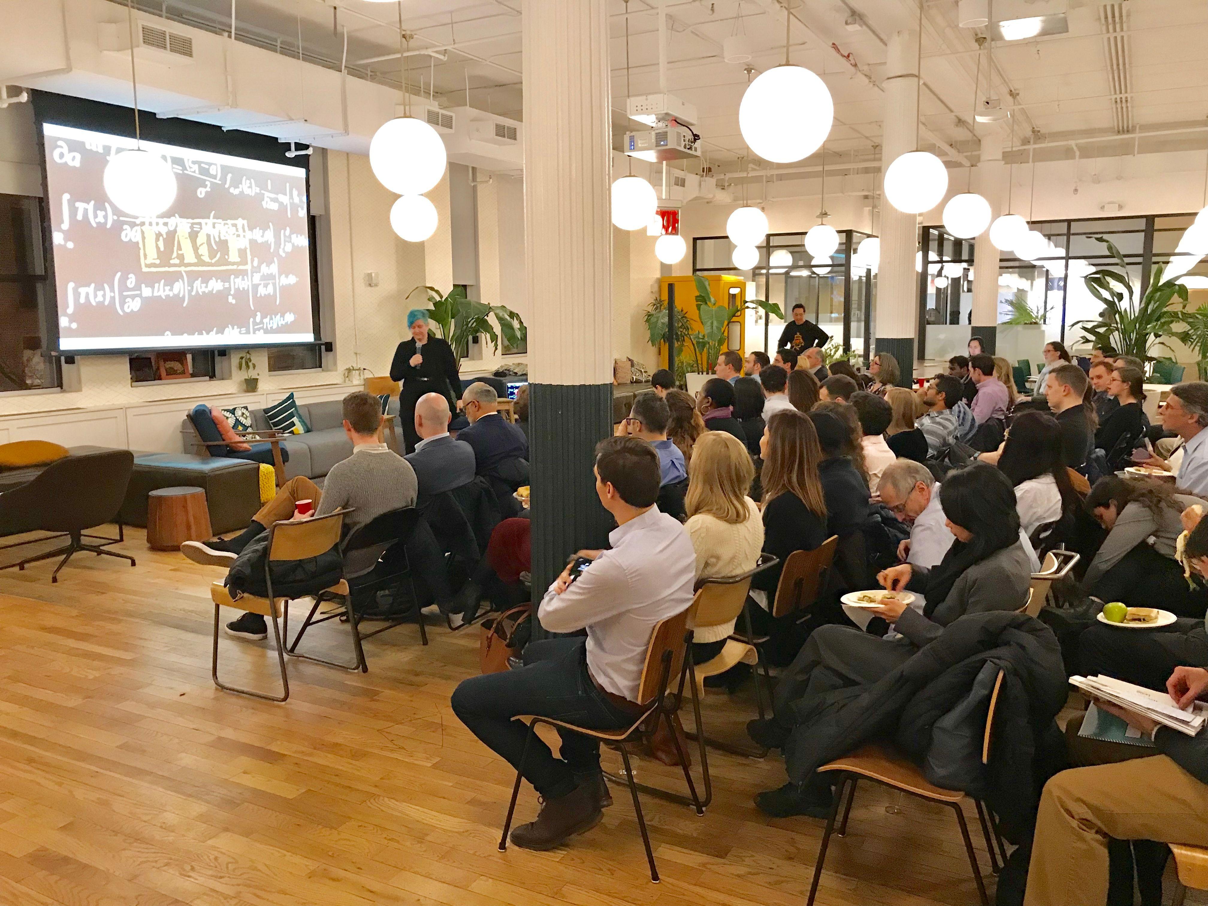 New York Strategic HR Analytics Meetup