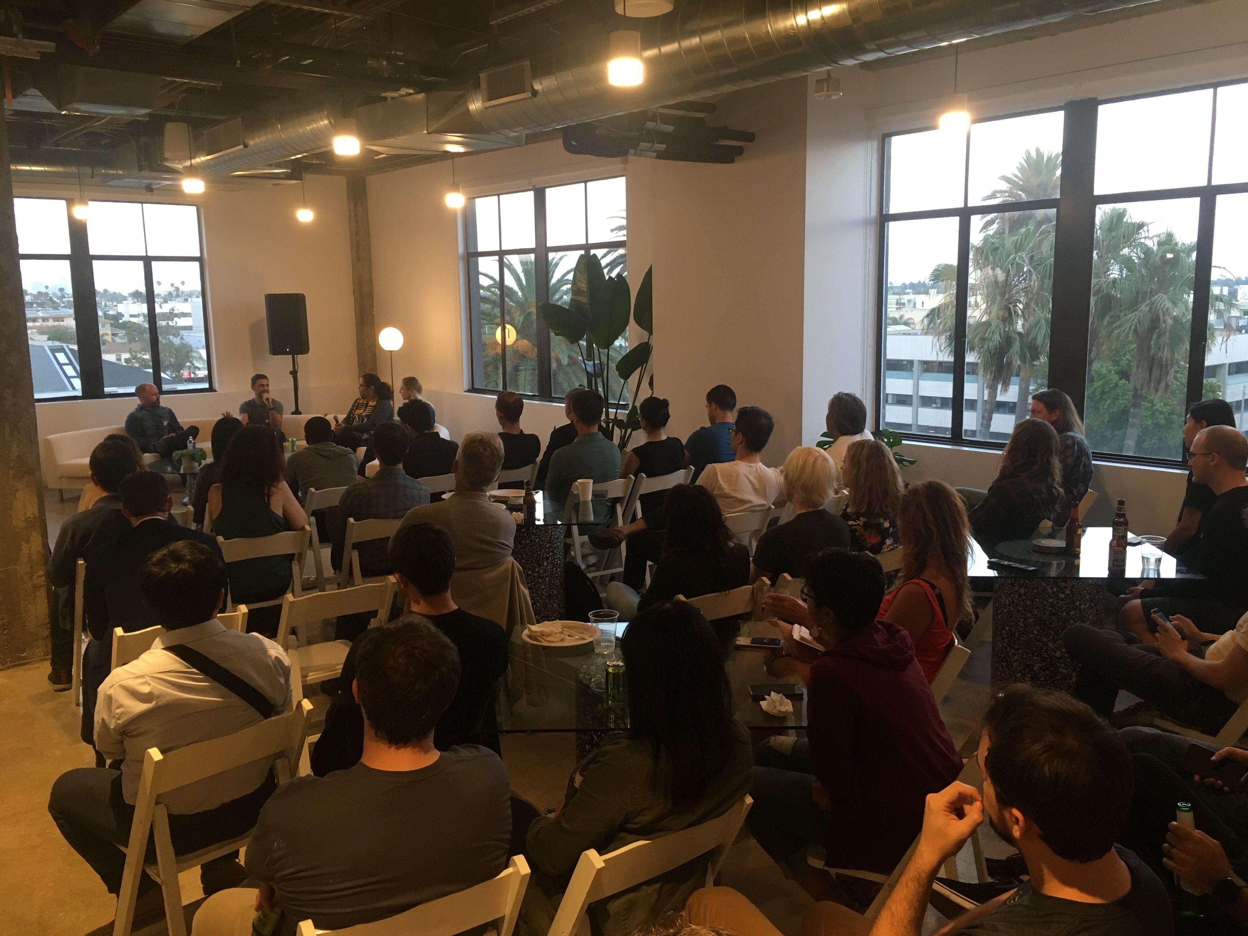 Los Angeles Computer Vision Meetup