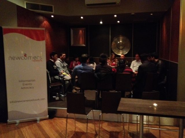 Newcomers Network Living, Working & Networking in Melbourne