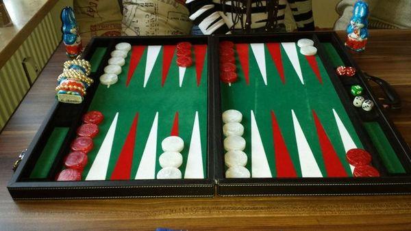 Backgammon Hamburg