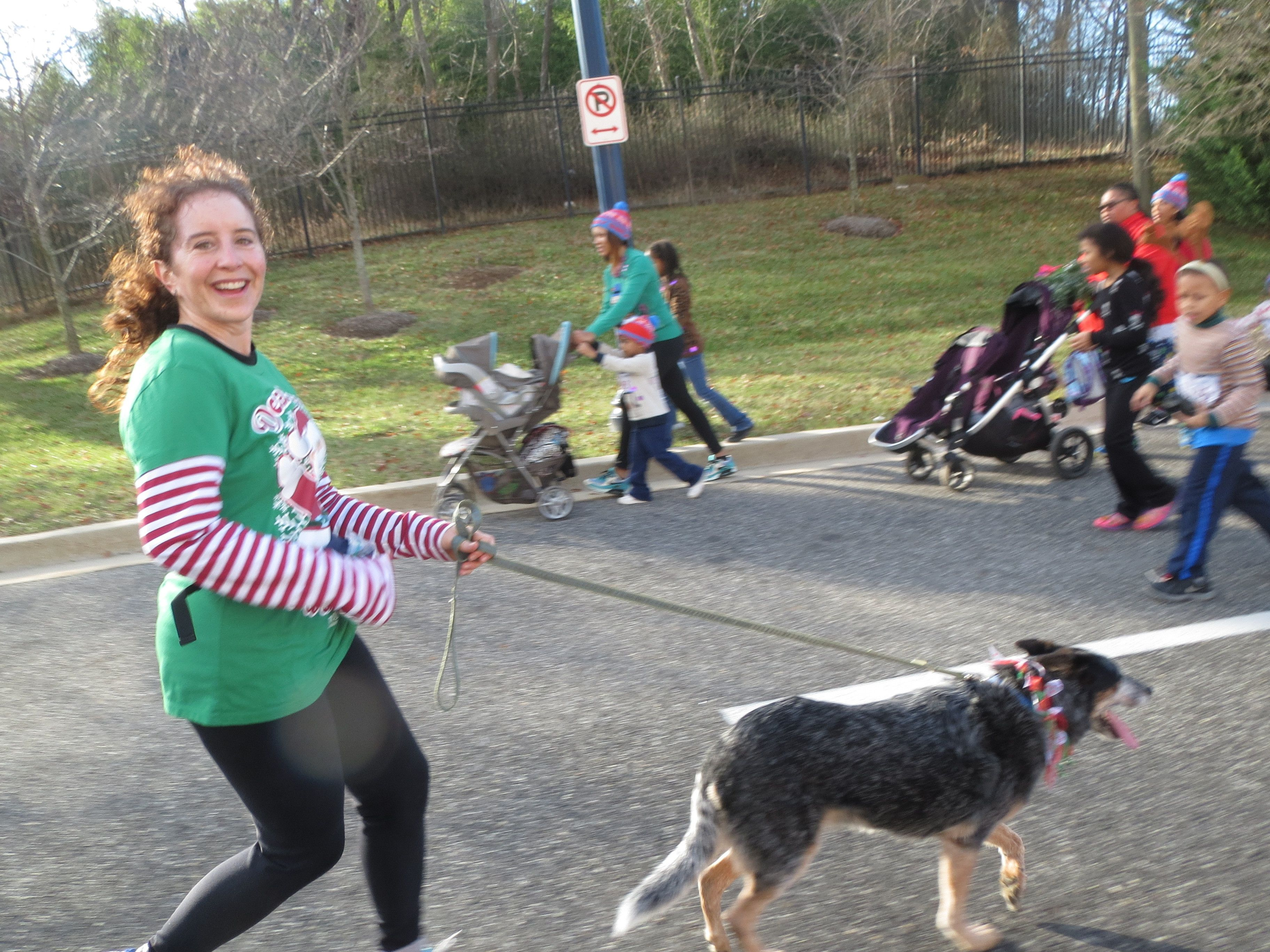 Running with your Dog Meetup Group