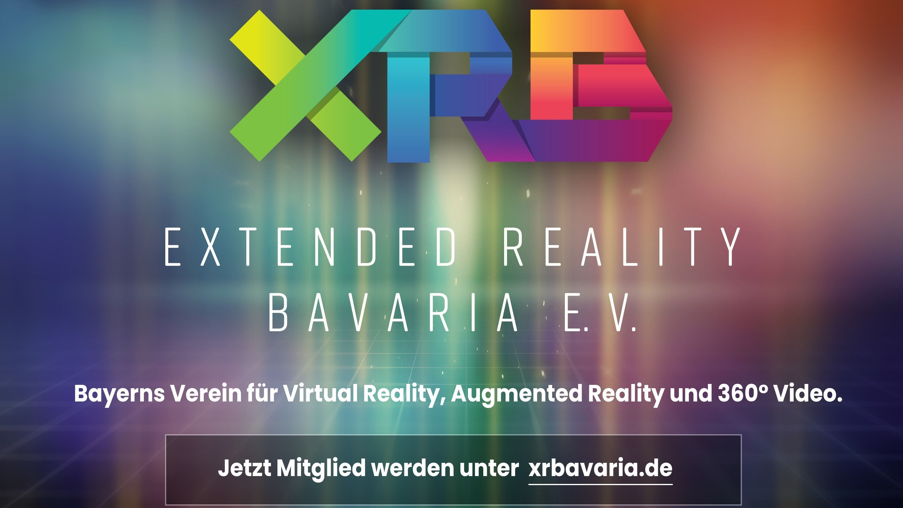 VR, AR, 360° Video Meetup Munich by XR Bavaria