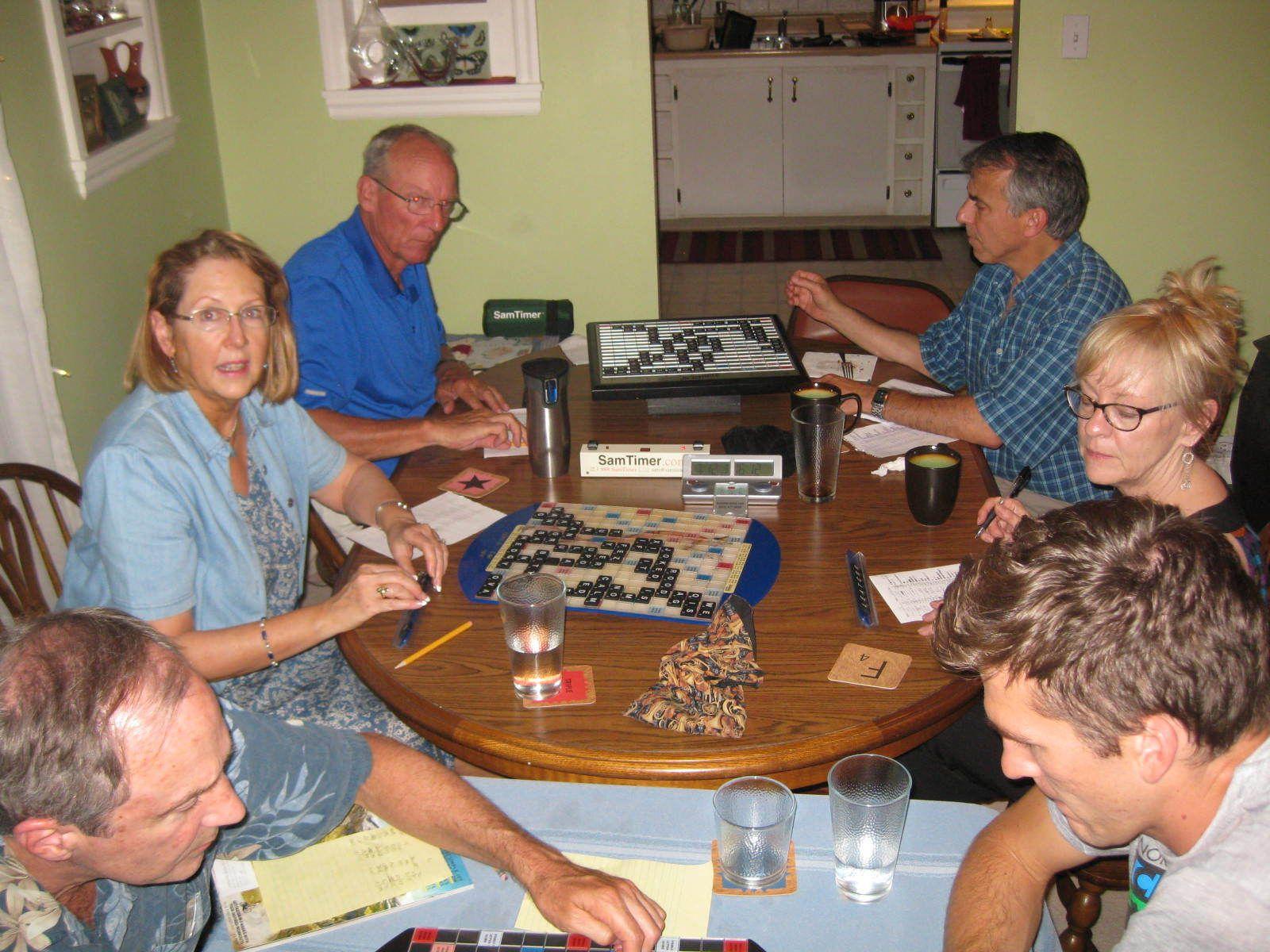 The Northern Colorado Scrabble Club