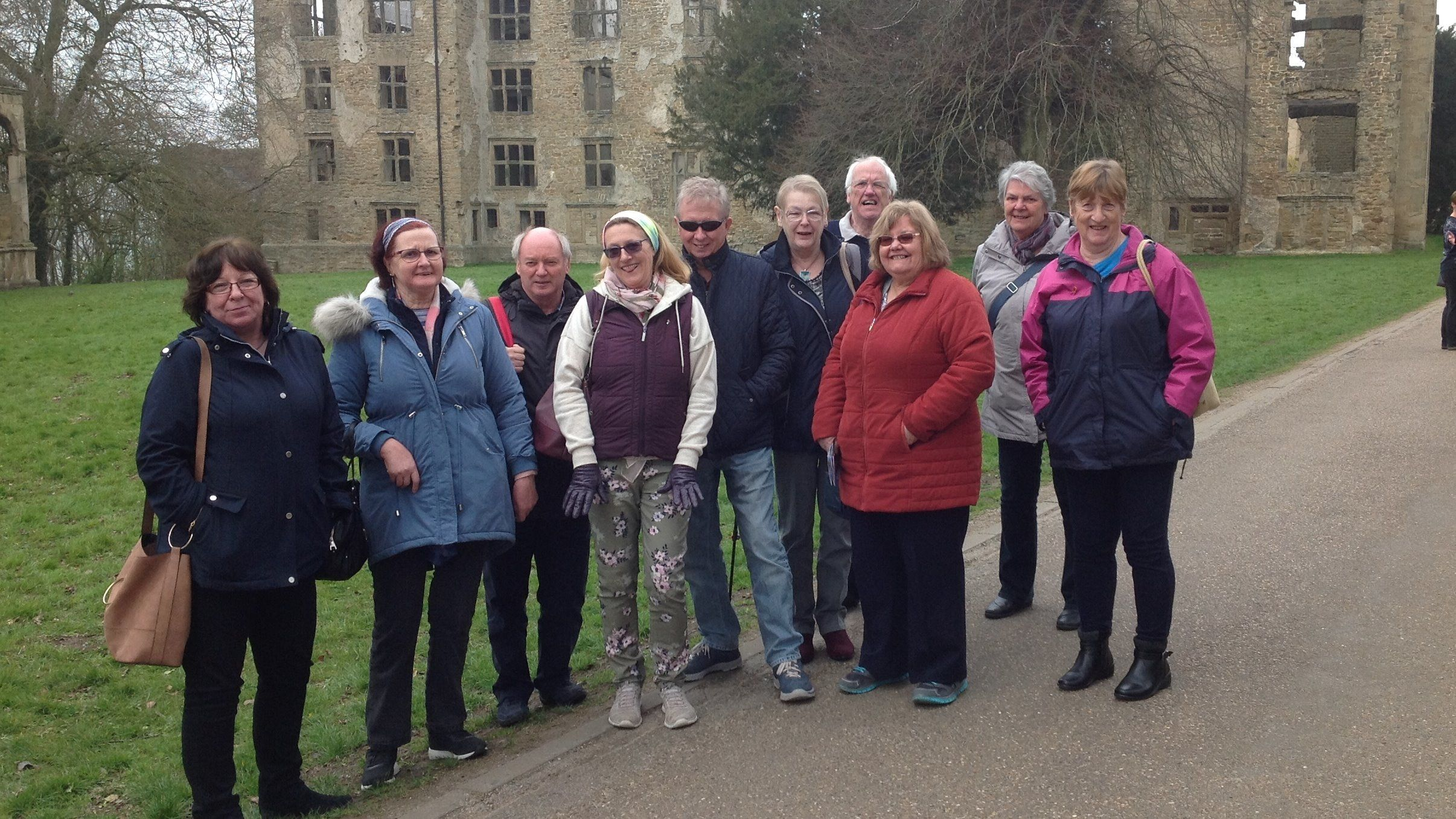 Evesham Over 45's Meetup