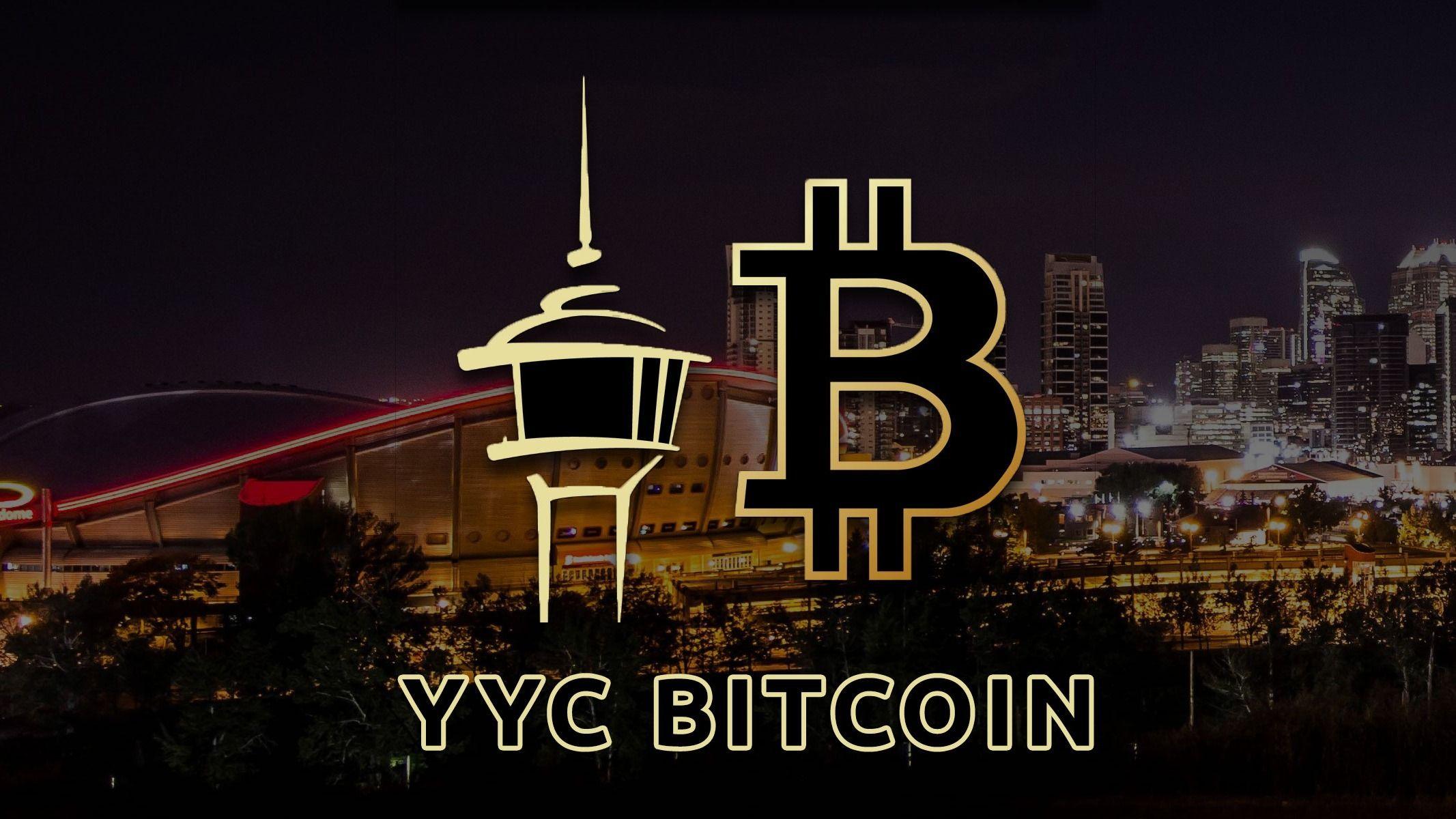 YYC Bitcoin - Calgary's Bitcoin Meetup