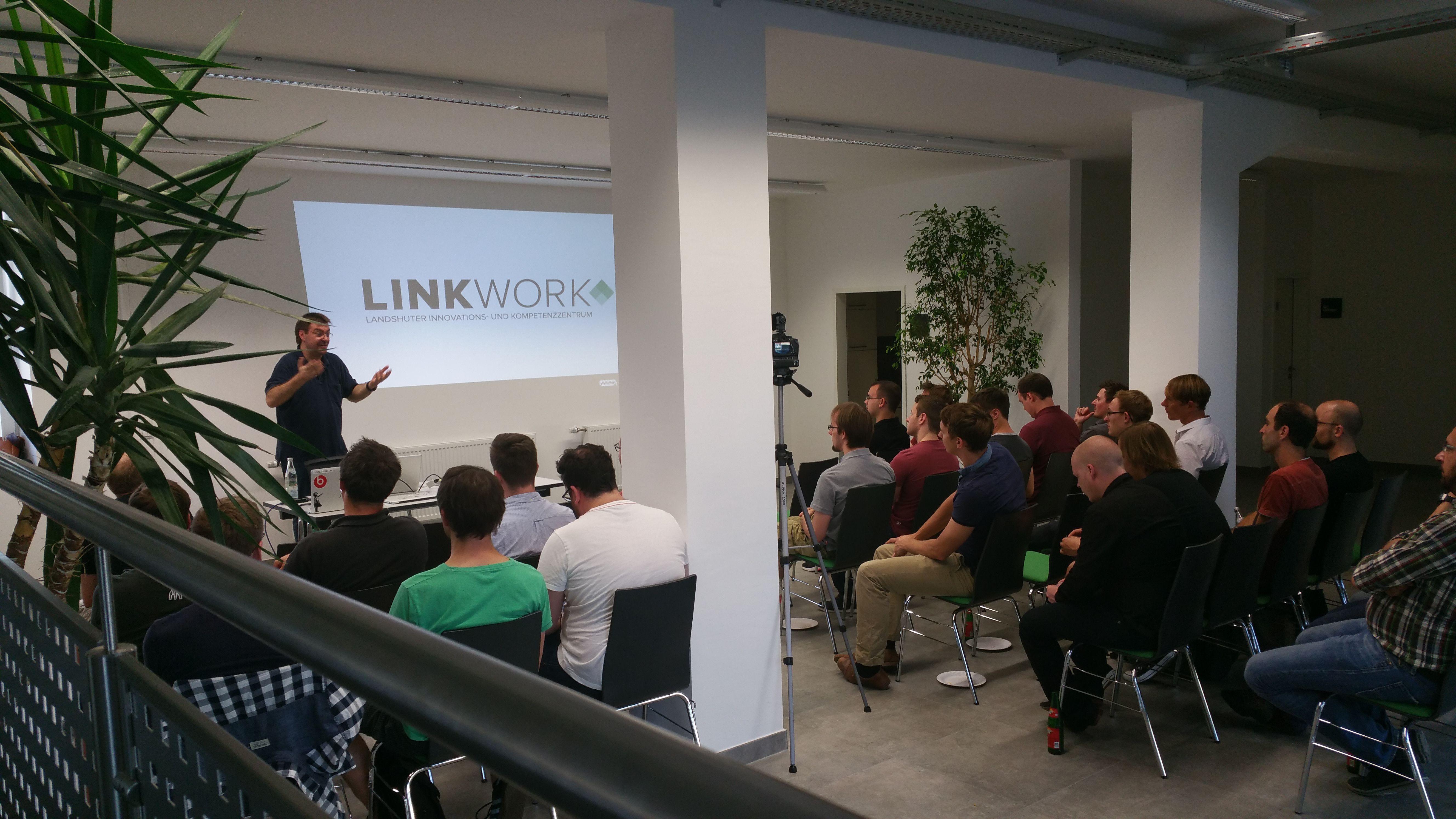LINK-Das Gründerzentrum Landshut