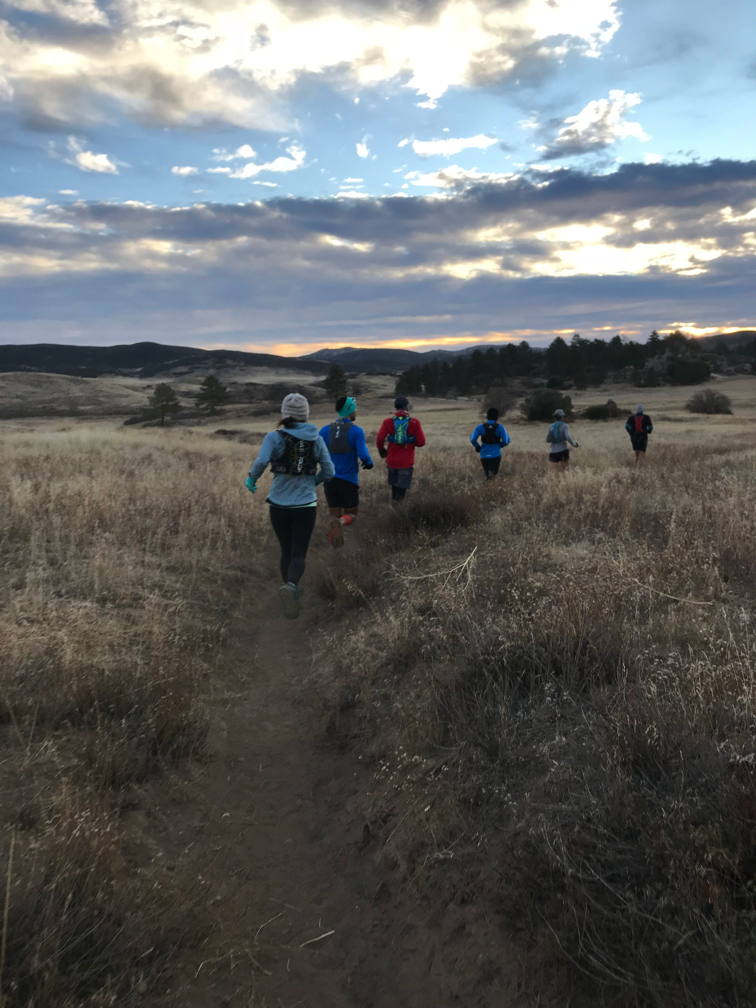 PULSE Wednesday Night Trail Runs