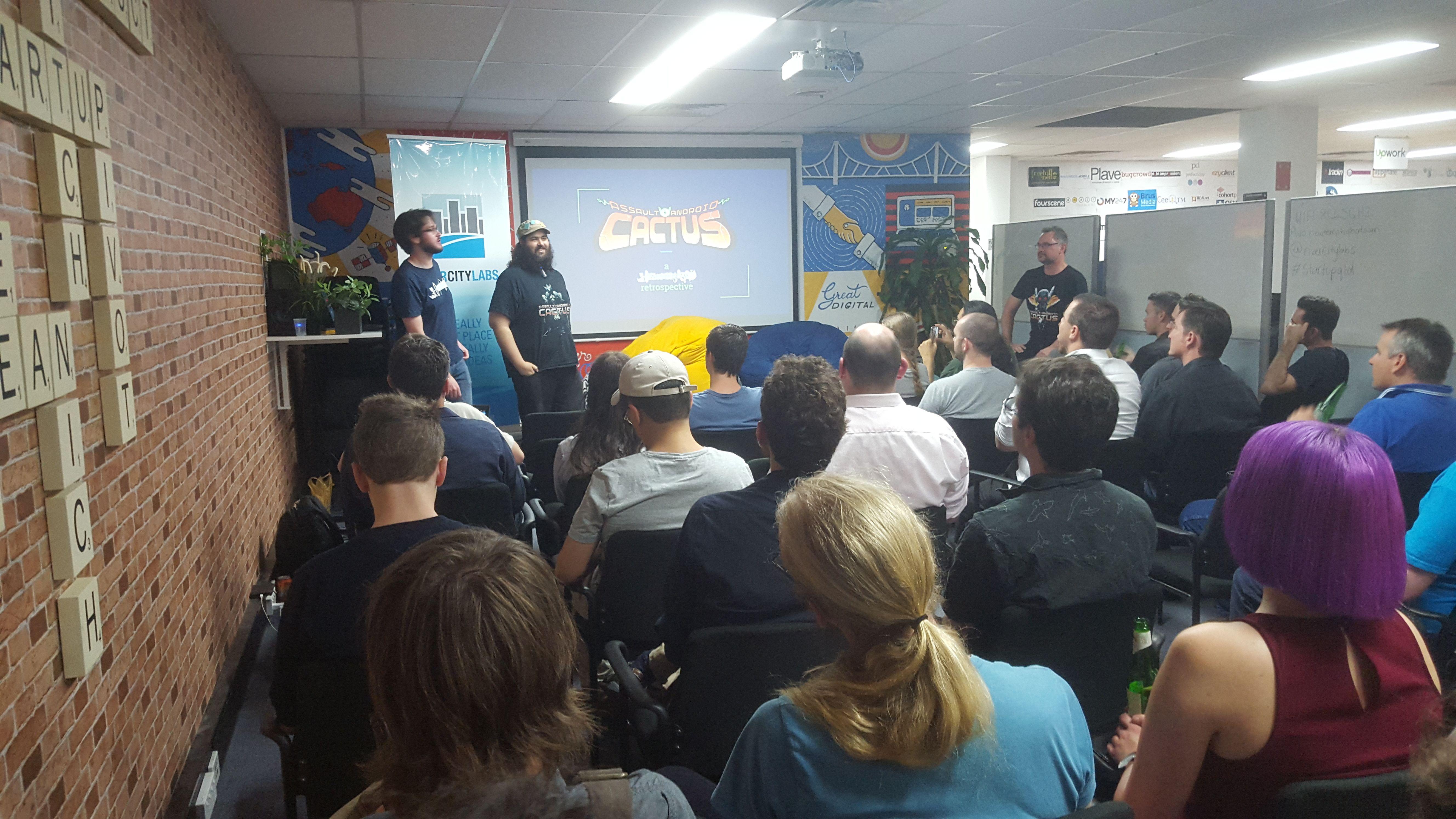 Brisbane Unity Developers