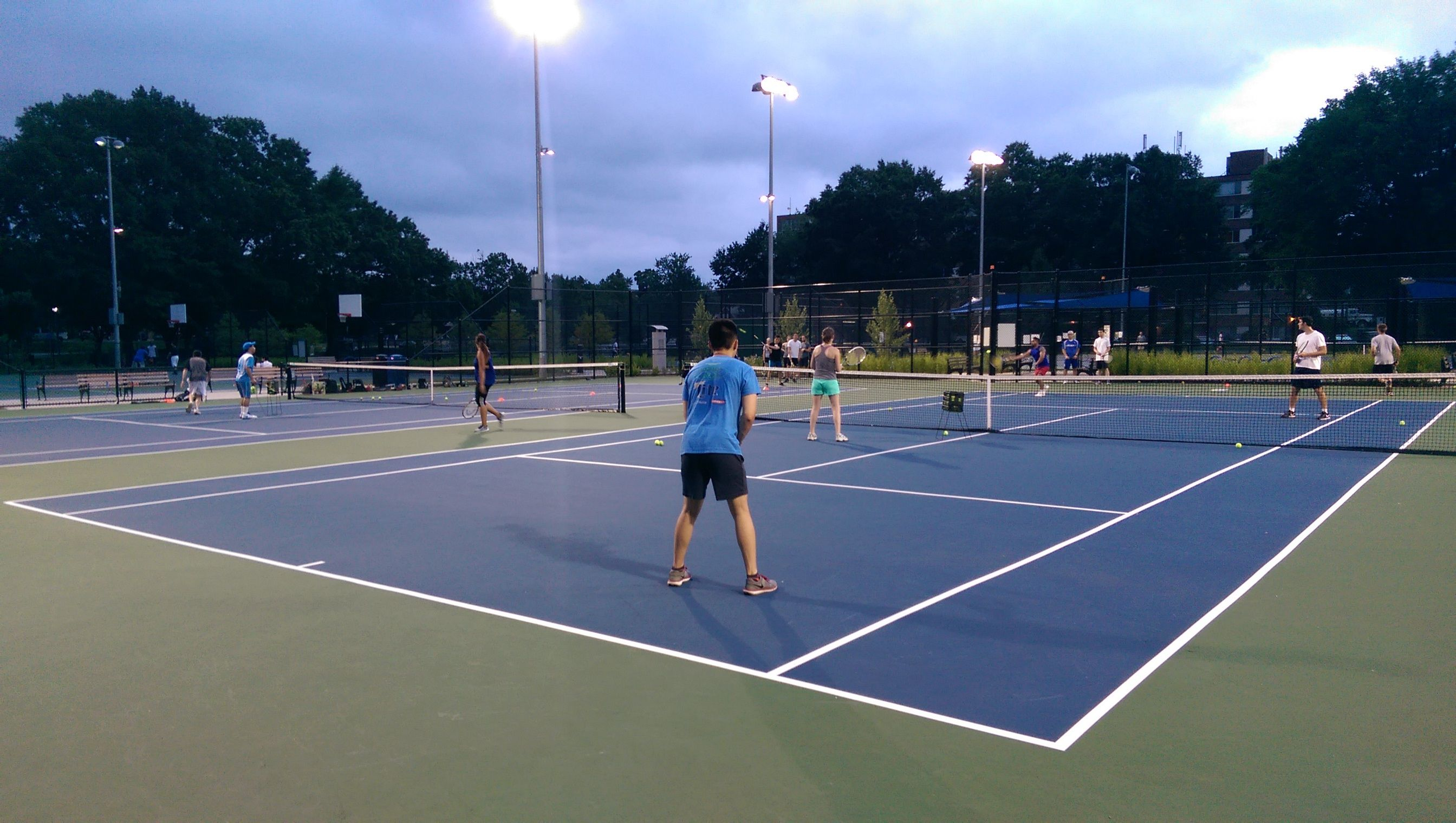 What's the racket! DC/VA tennis and social for 20s/30s