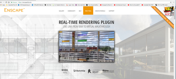 Learn Enscape: Real-Time Rendering for Revit   Hands On! | Meetup