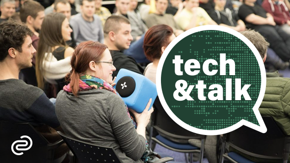 tech & talk in Dortmund