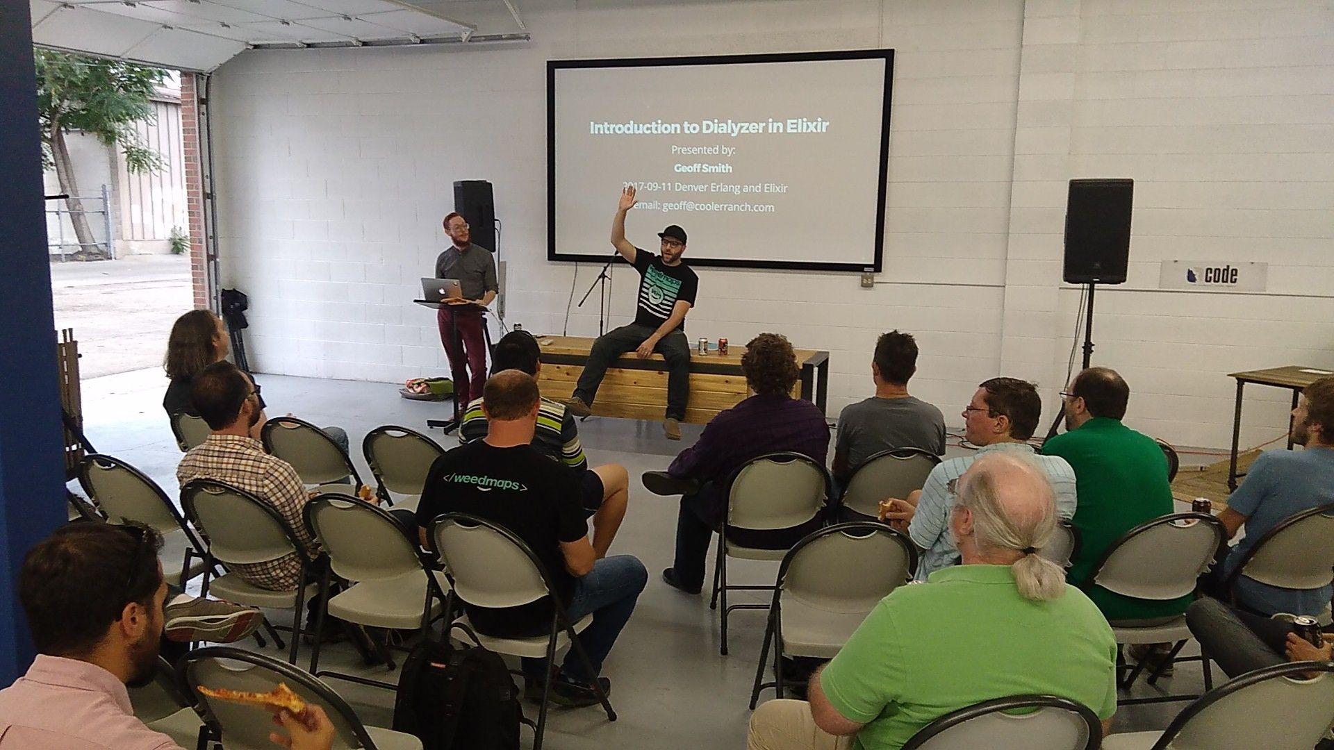 Lightning Talk and Elixirlang Social | Meetup