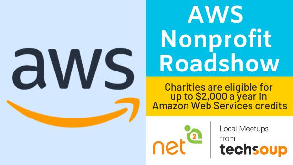 AWS Nonprofit Roadshow Vancouver | Meetup