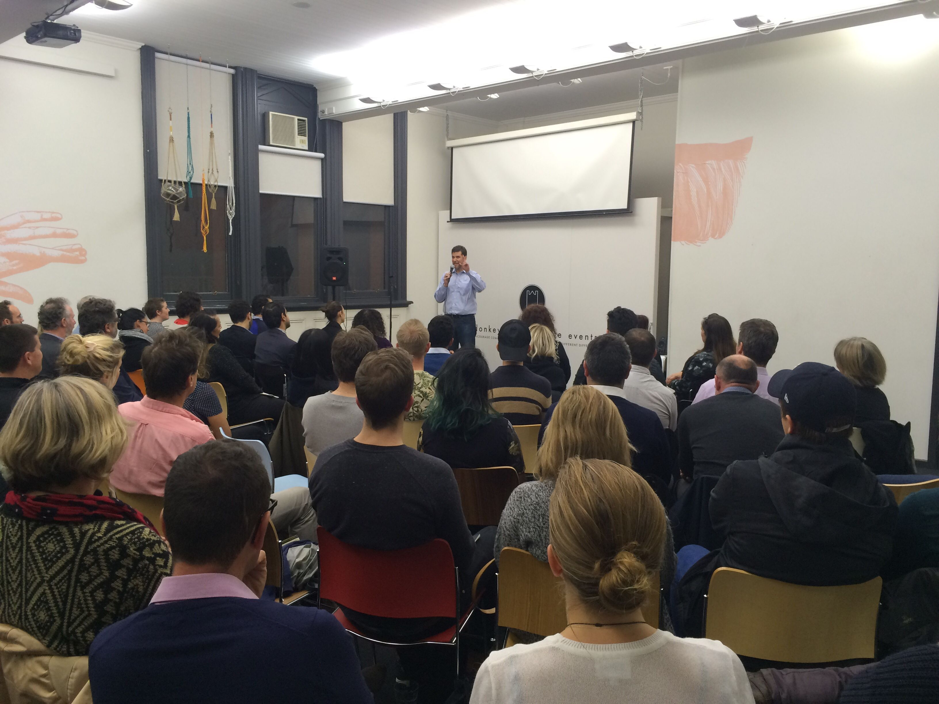 Collaboratory Melbourne Meetup
