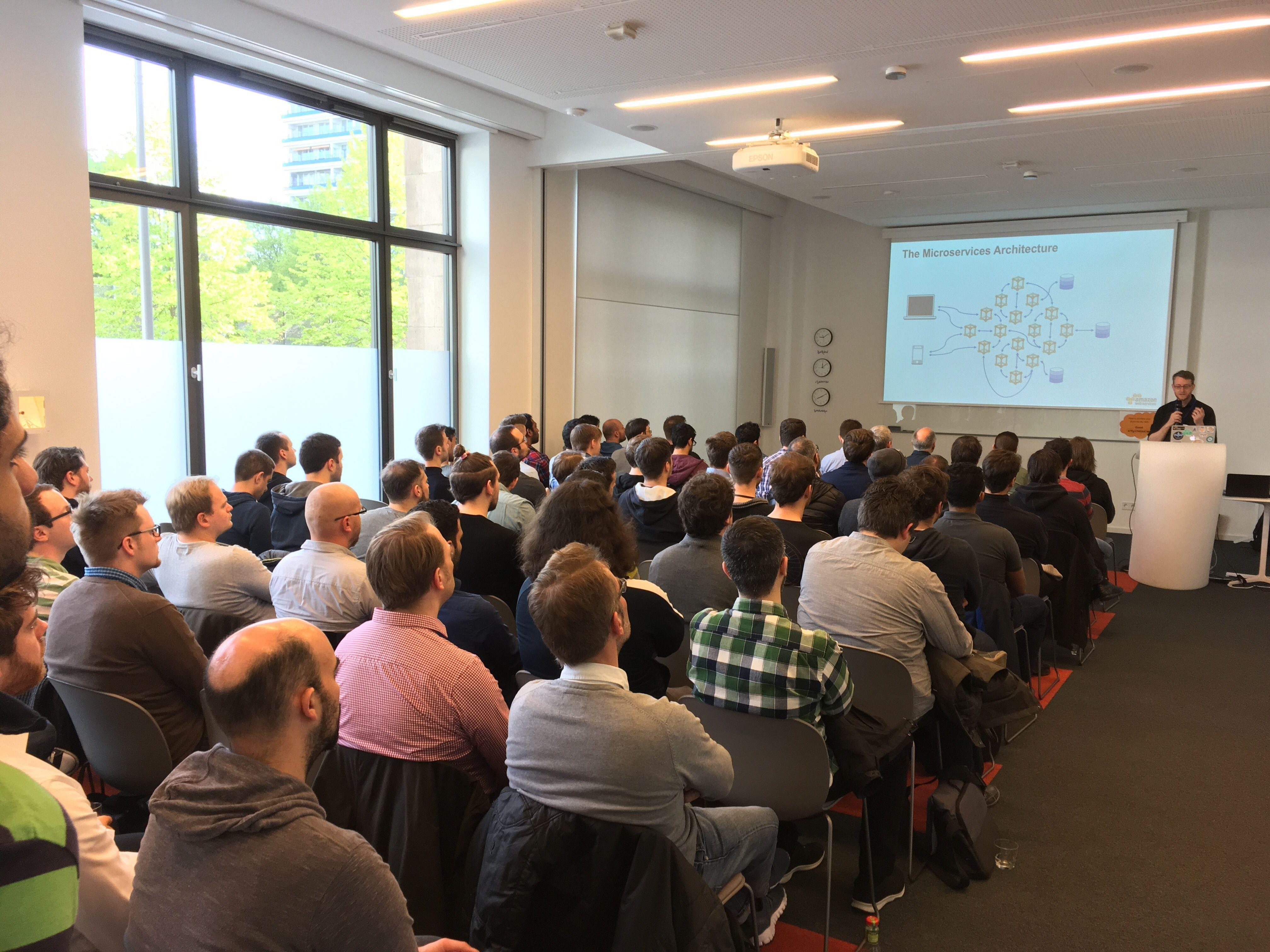 Berlin AWS User Group