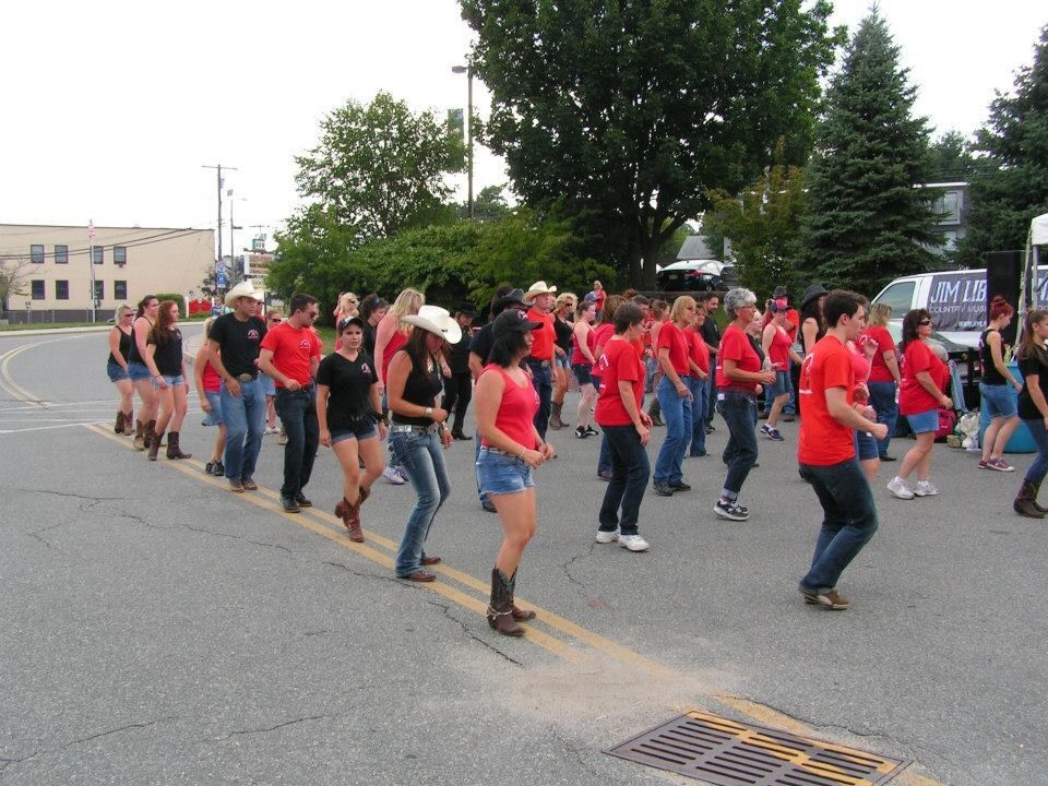 Westchester's country line and partner dancing group