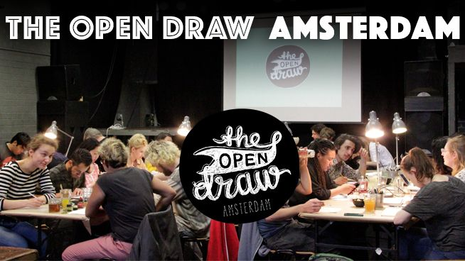 The Open Draw Amsterdam