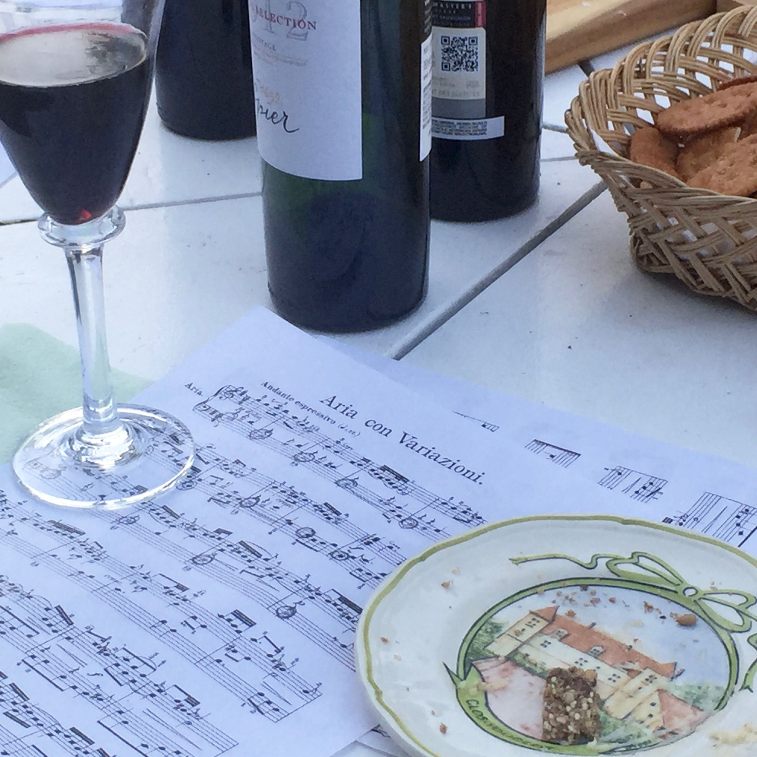 Classical Music Listening and Wine Appreciation