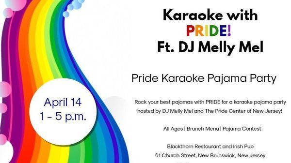 Karaoke with Pride! Ft  DJ Melly Mel | Meetup
