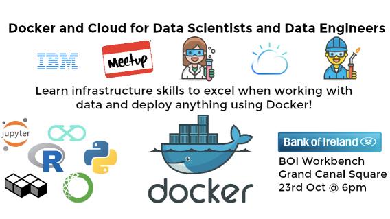 Docker & Cloud for Data Scientists & Data Engineers   Meetup