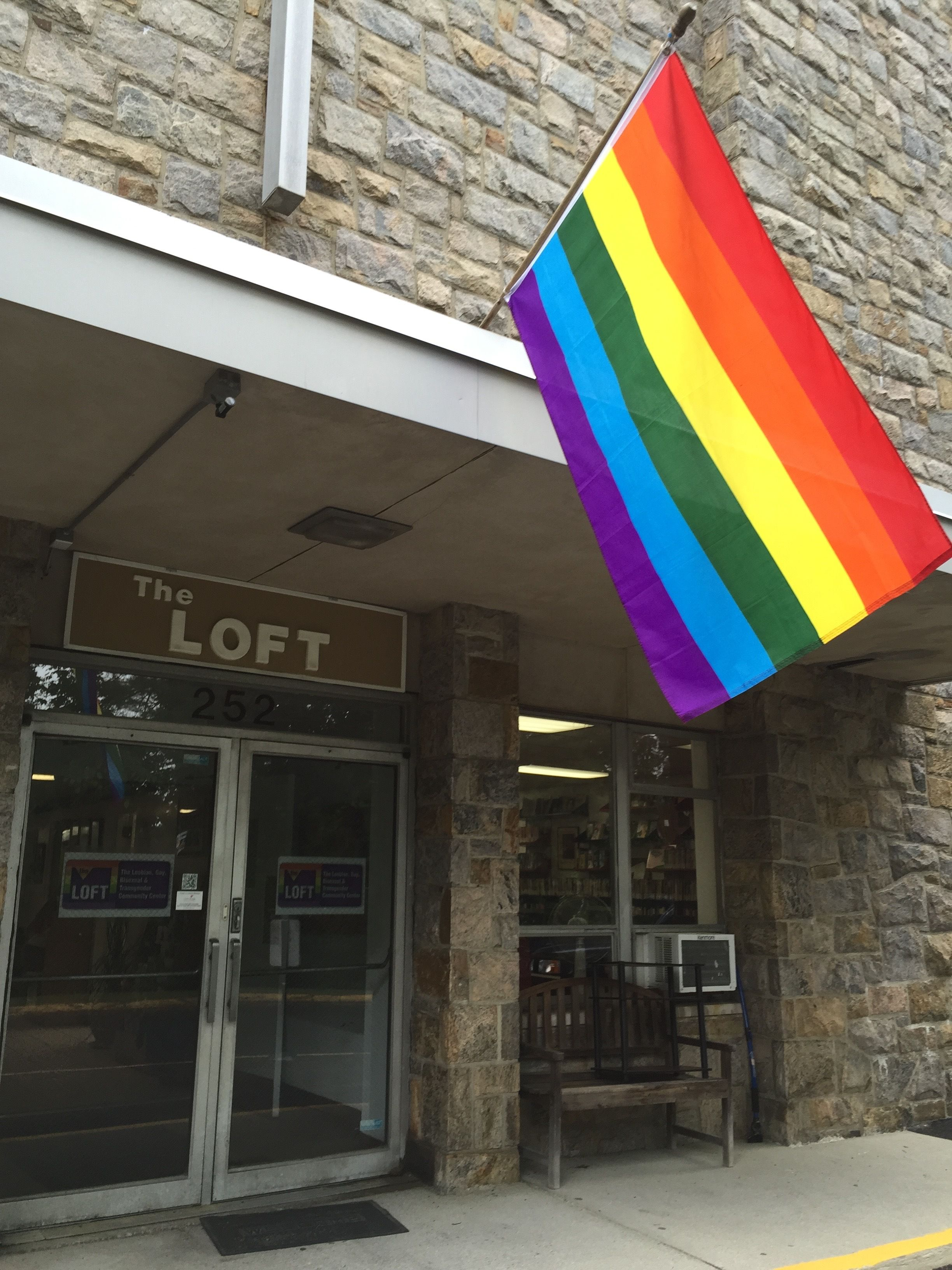 The LOFT: LGBT Community Services Center