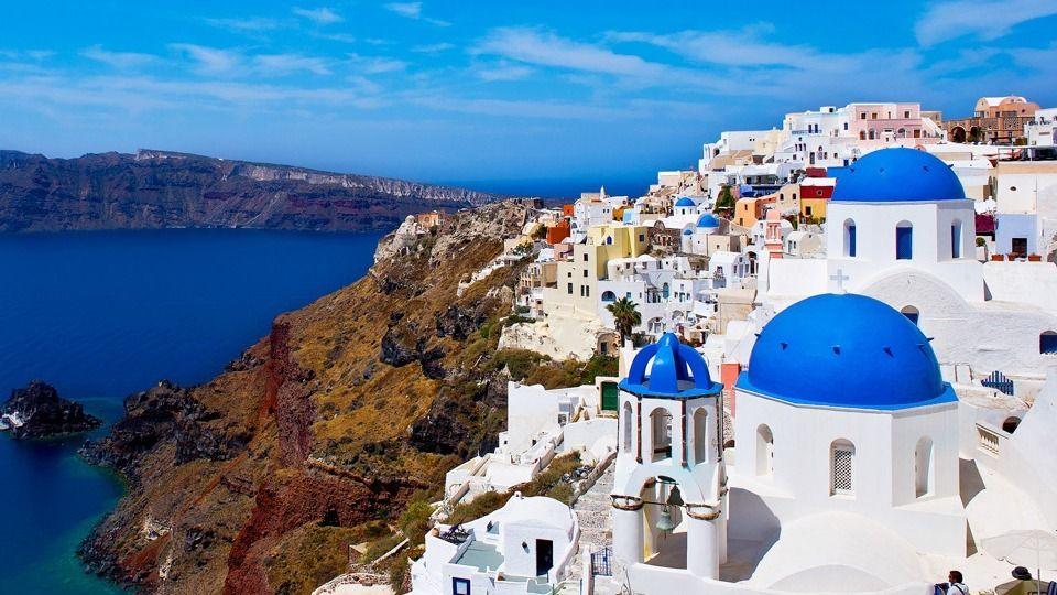 Greek Isles: Santorini, Mykonos, Rhodes and 7 Days. 7 Ports 1 Amazing Vacation