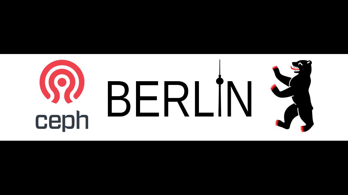 Ceph Berlin