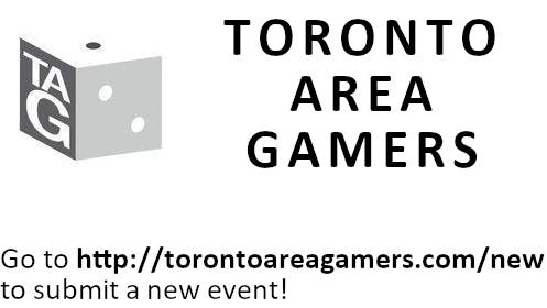The Toronto Area Gamers (TAG)