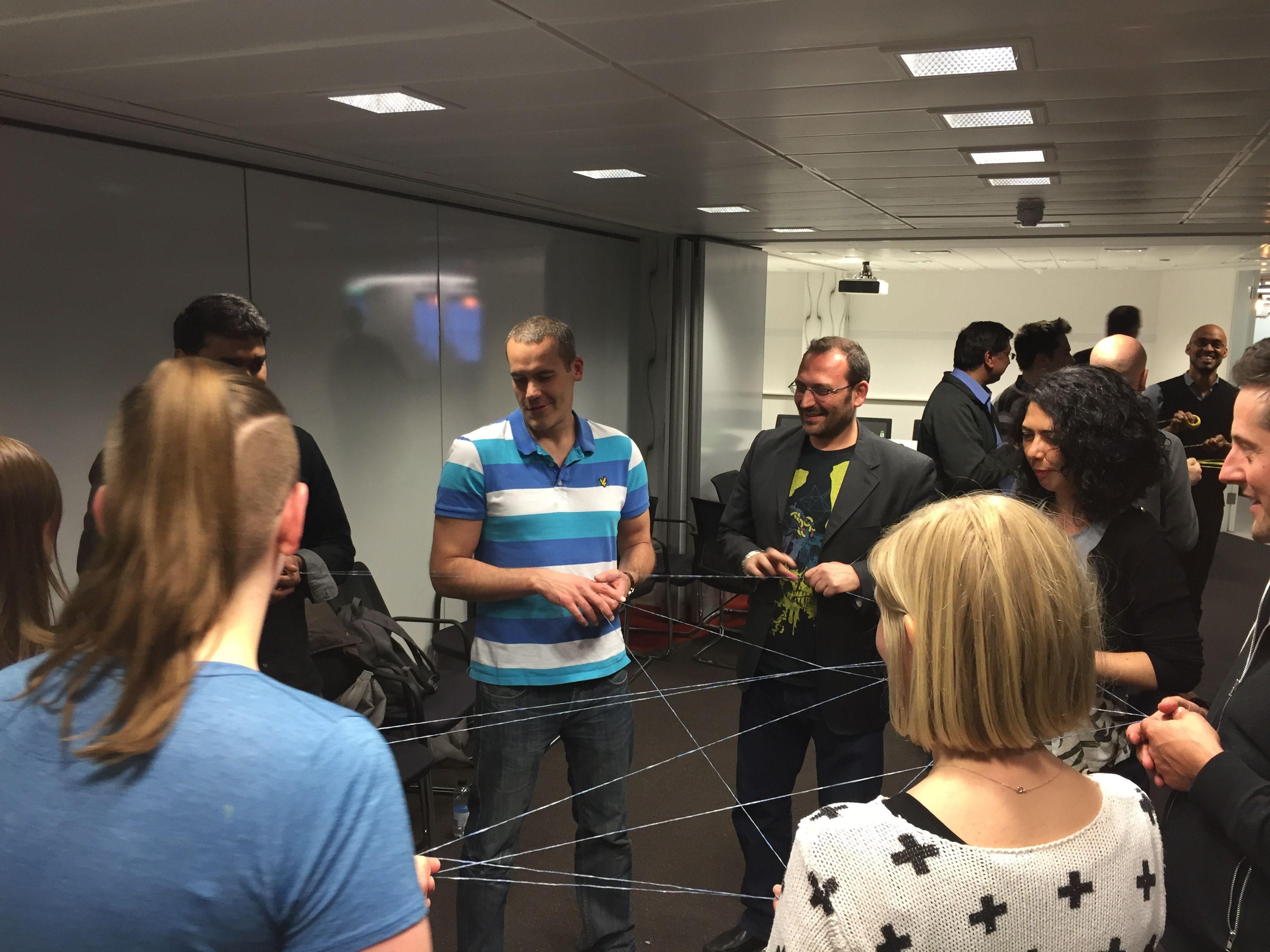 Agile for Agencies - London