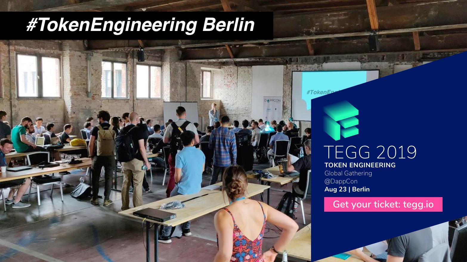 Token Engineering Berlin