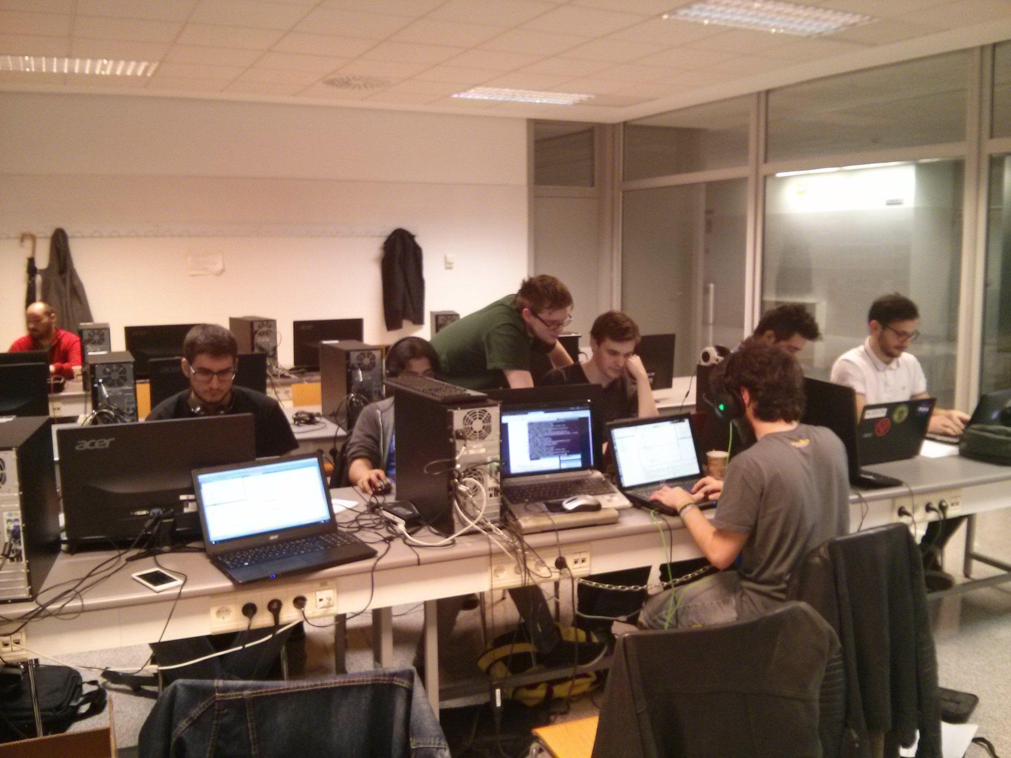 Zaragoza Hackathons