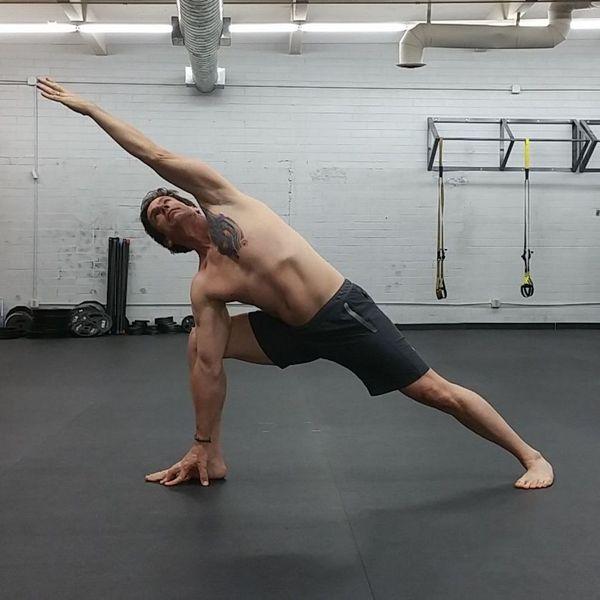 Phoenix Nude Yoga