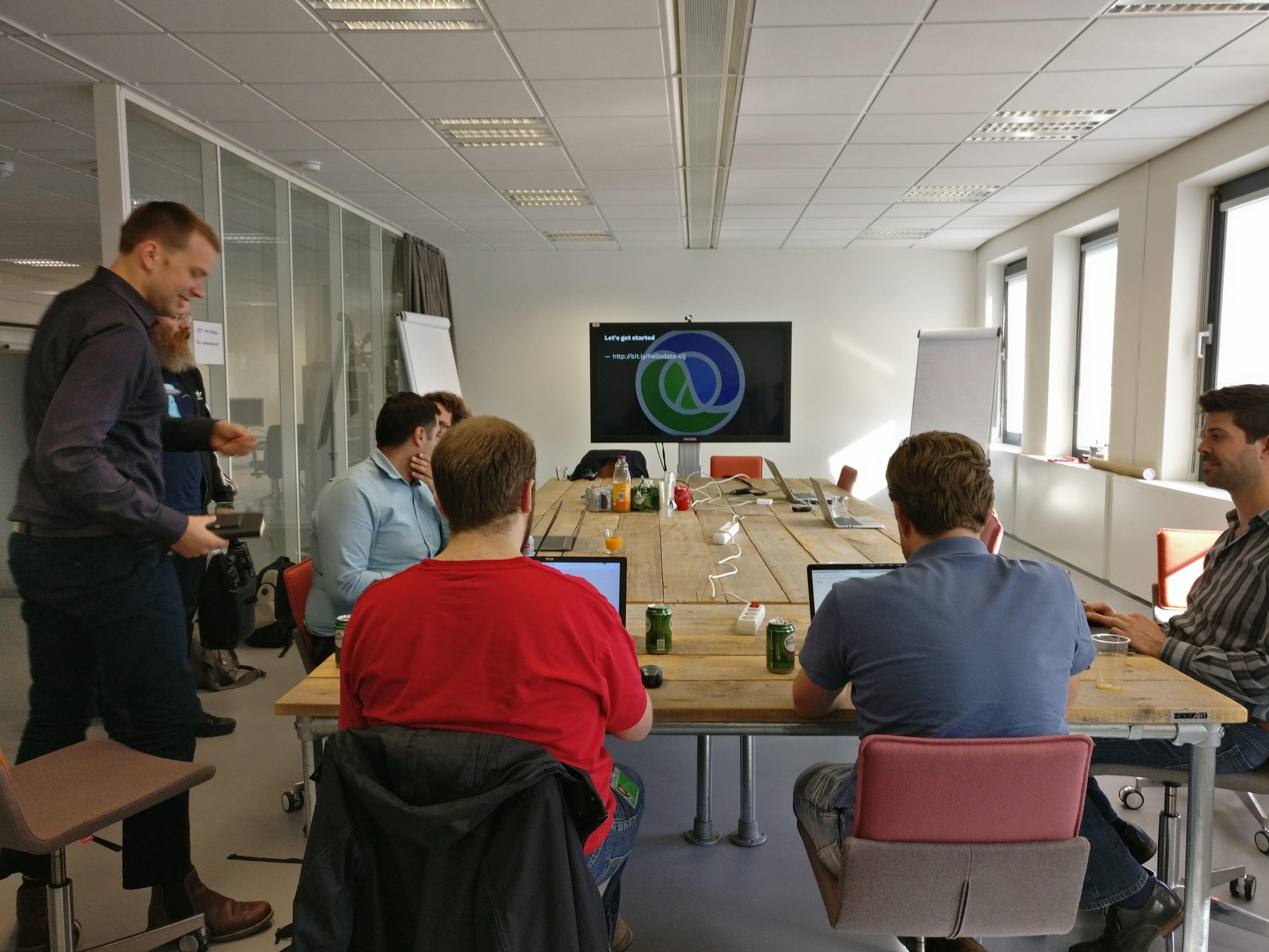 The Dutch Clojure meetup