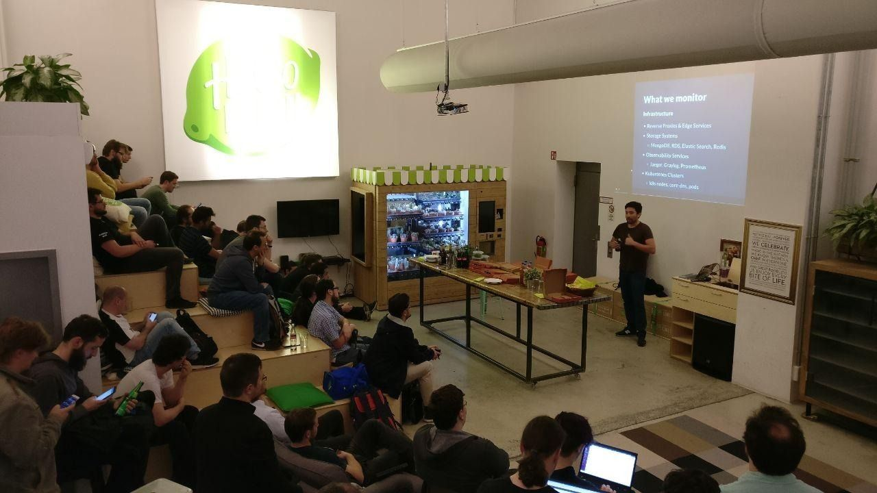 Berlin Prometheus Meetup