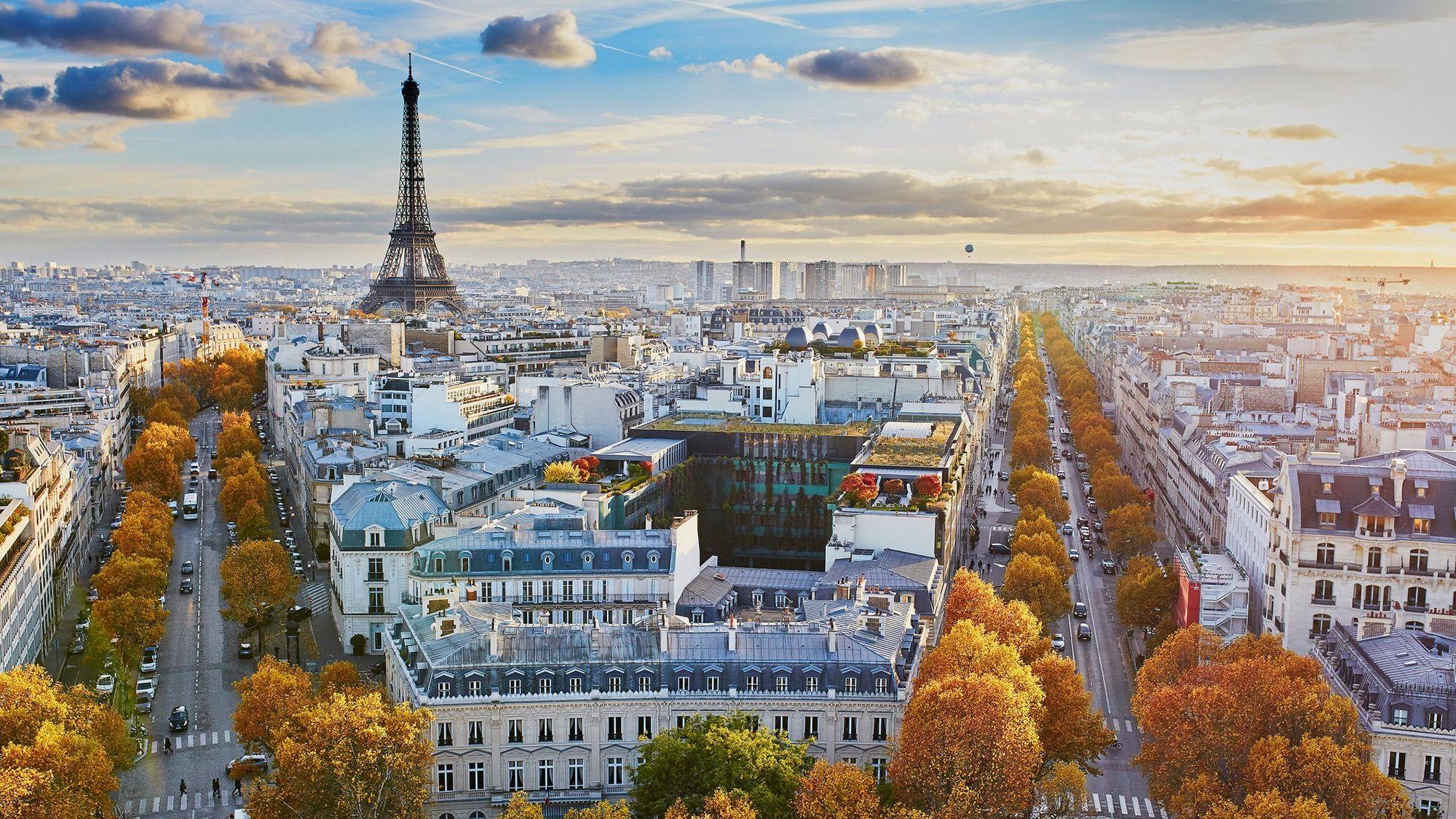 Time Series Paris