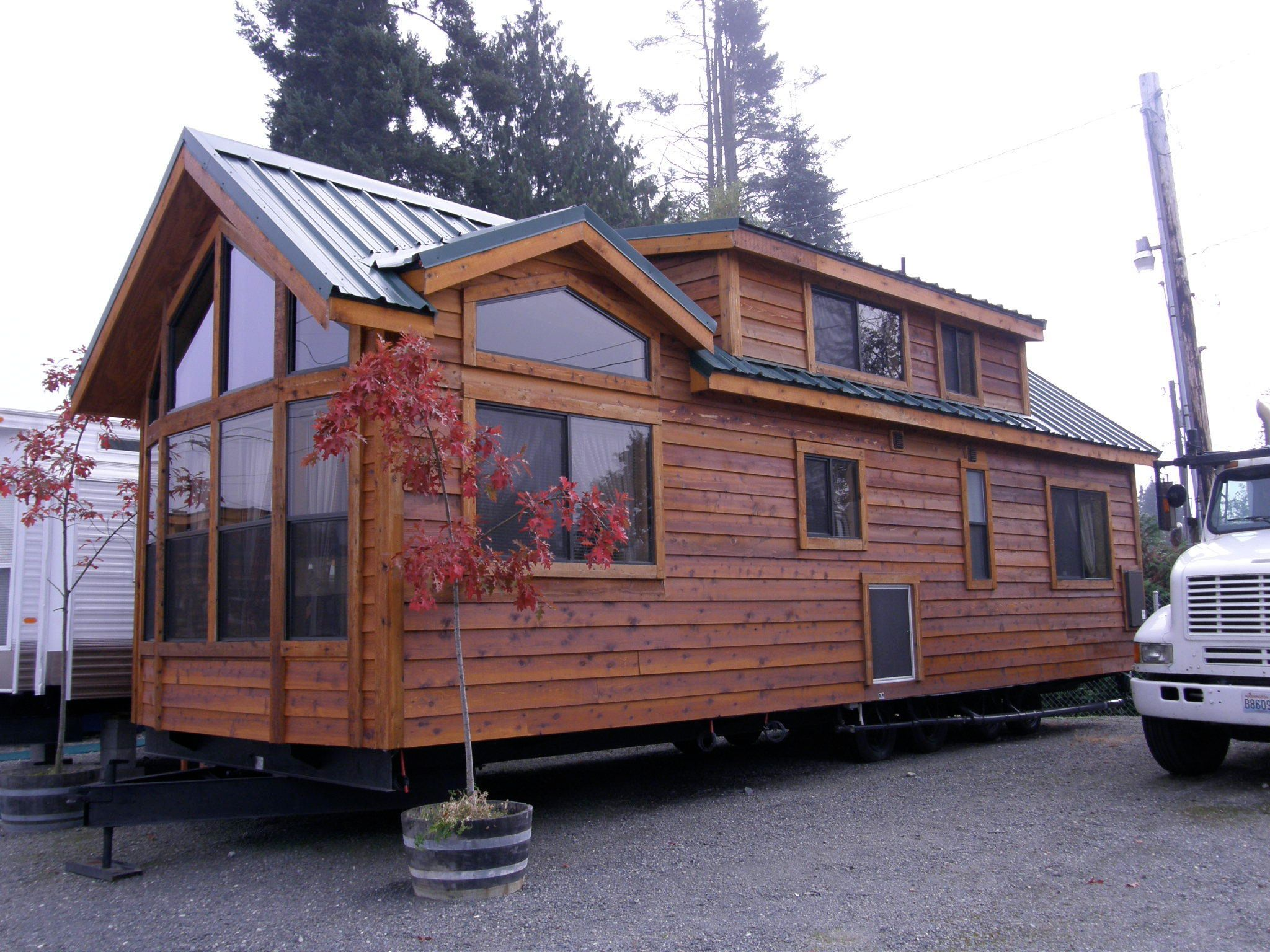 photos tiny house seattle wa meetup. Black Bedroom Furniture Sets. Home Design Ideas