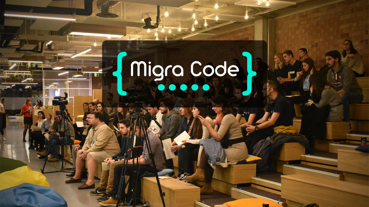 Migracode Barcelona (Currently fully remote!) (Barcelona, Spain) | Meetup