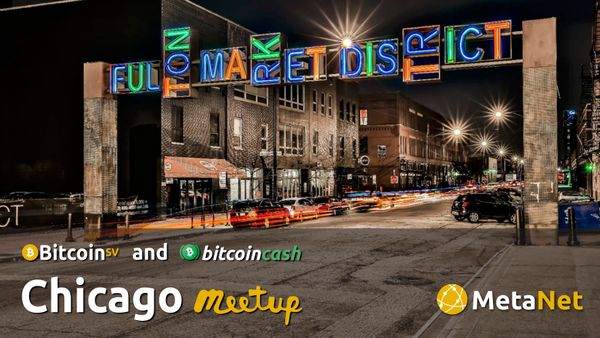 <bold>Bitcoin</bold> Cash <bold>Chicago</bold> Meetup