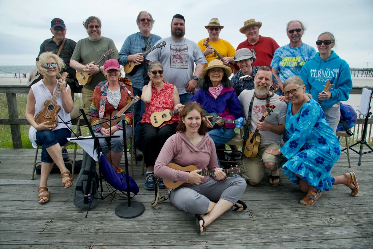 Philadelphia Main Line Ukulele Group