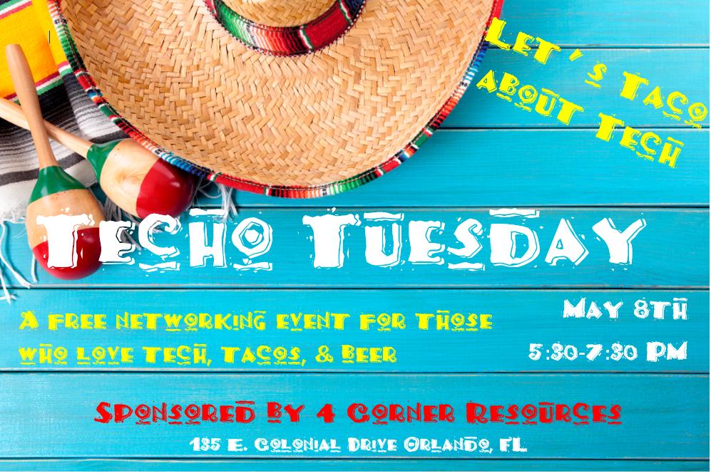 Techo Tuesday