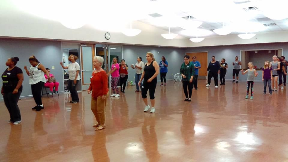The Line Dance Queen's Workout and Social Group