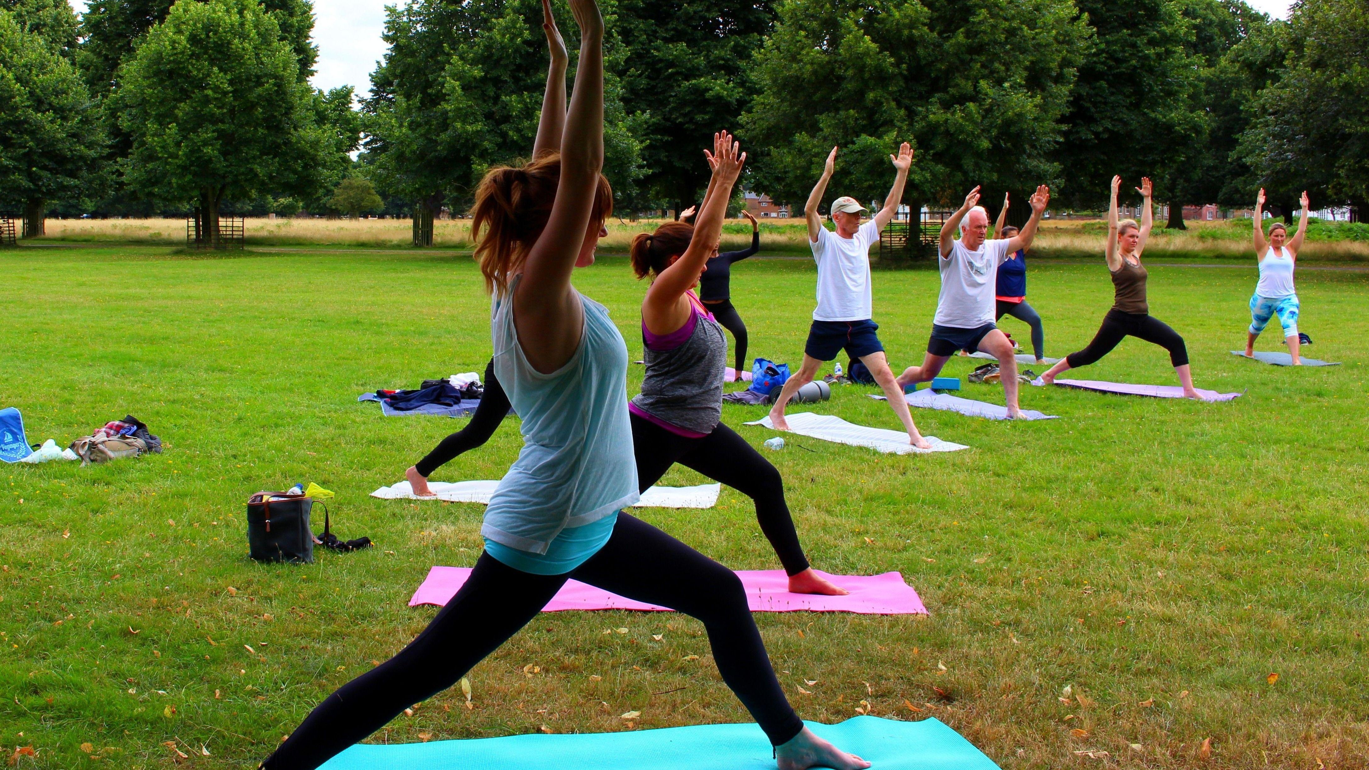 Yoga & Social Yogic Events in Kingston Upon Thames
